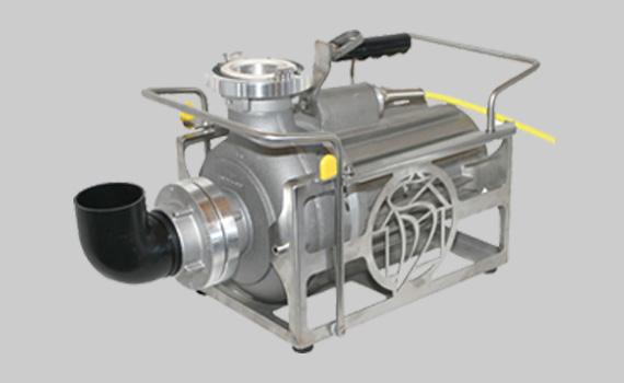 Kofler-Fahrzeugbau-Chiemseepumpe