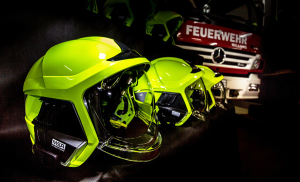 Kofler-Fahrzeugbau-Feuerwehrhelm