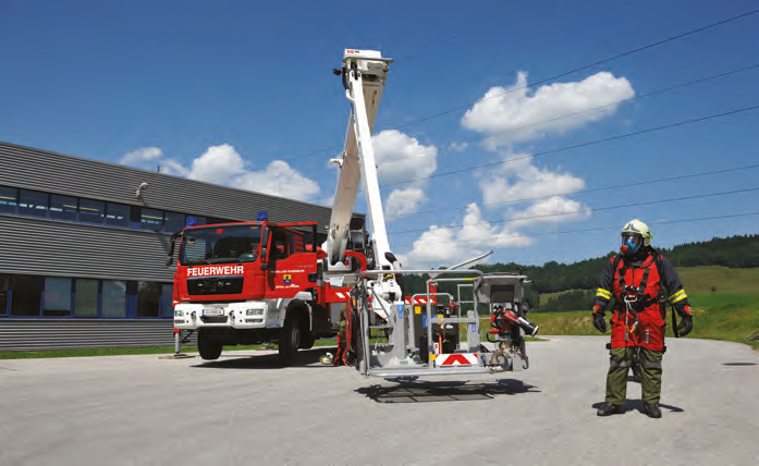 Kofler-Fahrzeugbau-Mark-Hawk-Rettungssystem