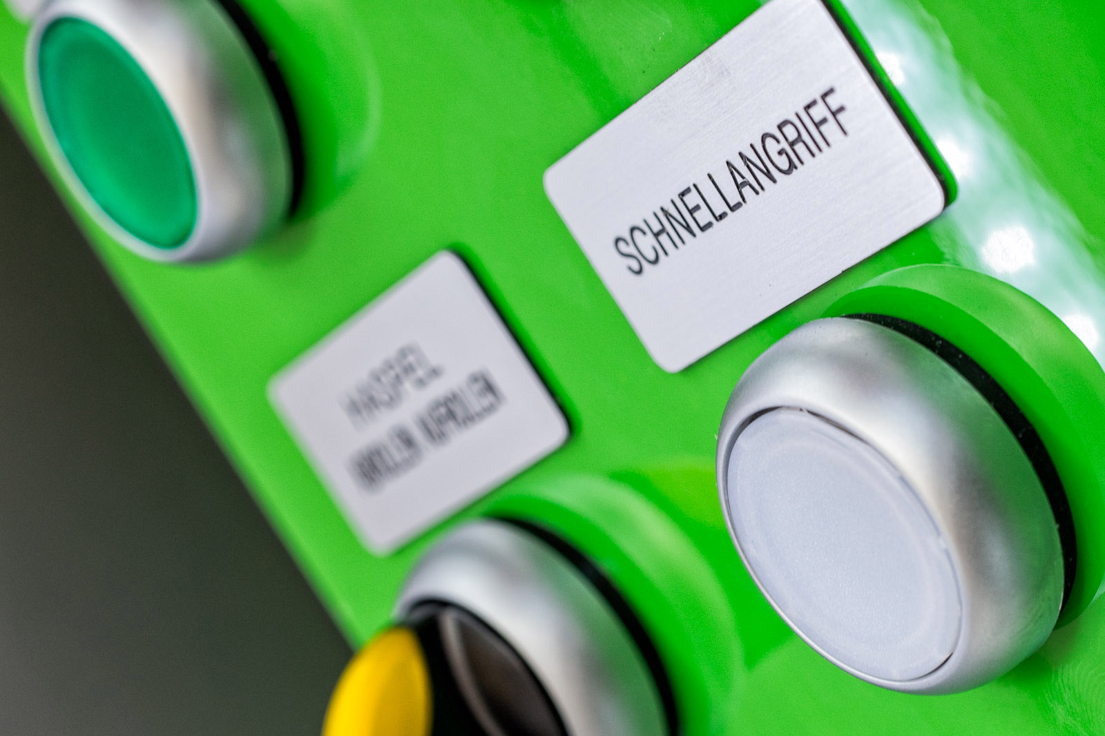 Kofler-Fahrzeugbau-Schnellangriffhaspel