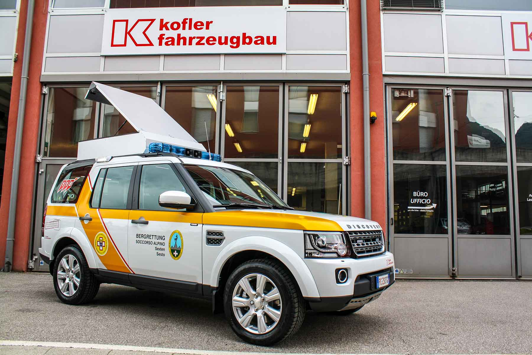 Kofler-Fahrzeugbau-CNSAS-Sexten