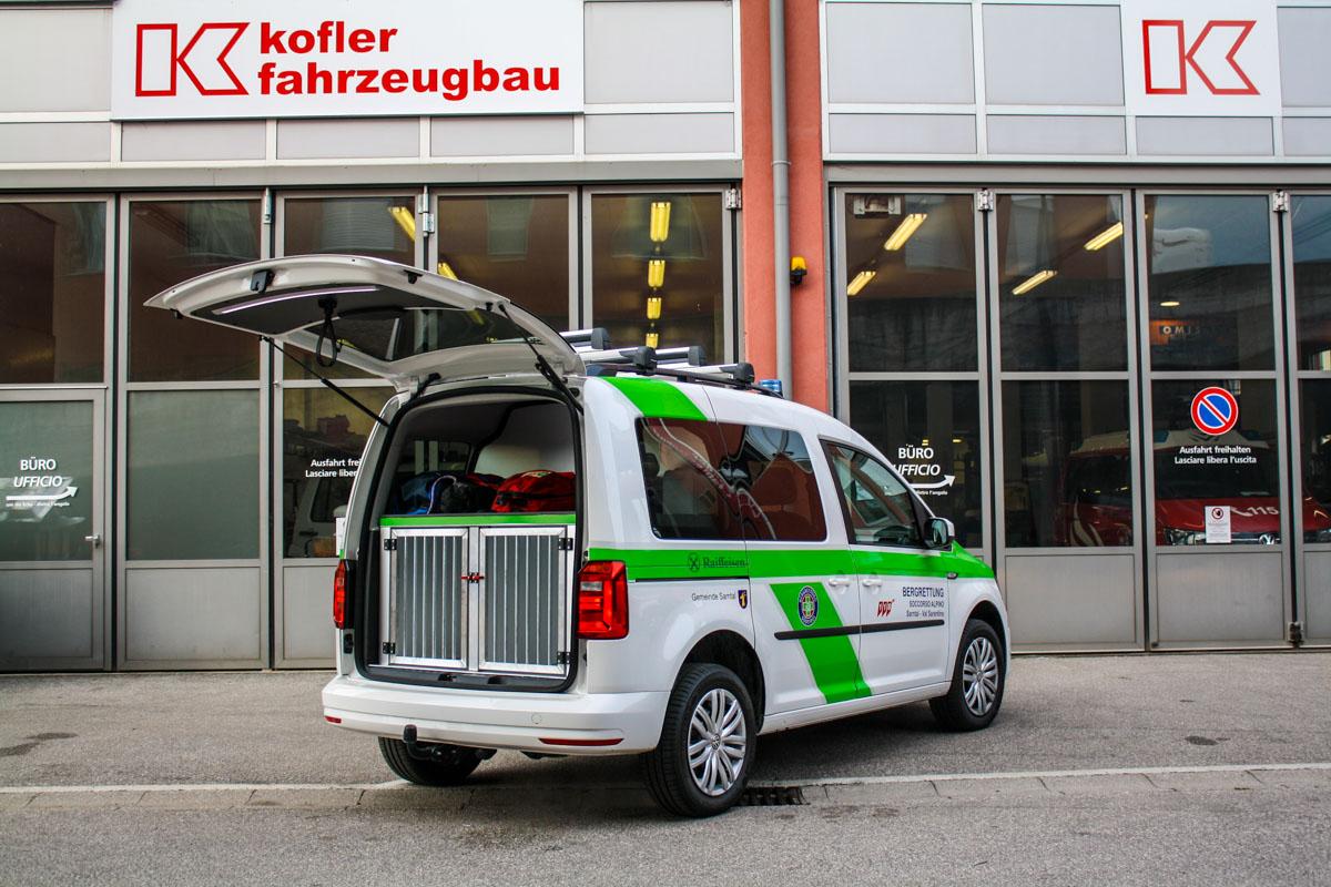 BRD Sarntal Kofler Fahrzeugbau