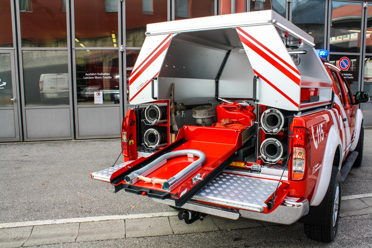 FF-St. Magdalena - Villnöss-Kofler-Fahrzeugbau