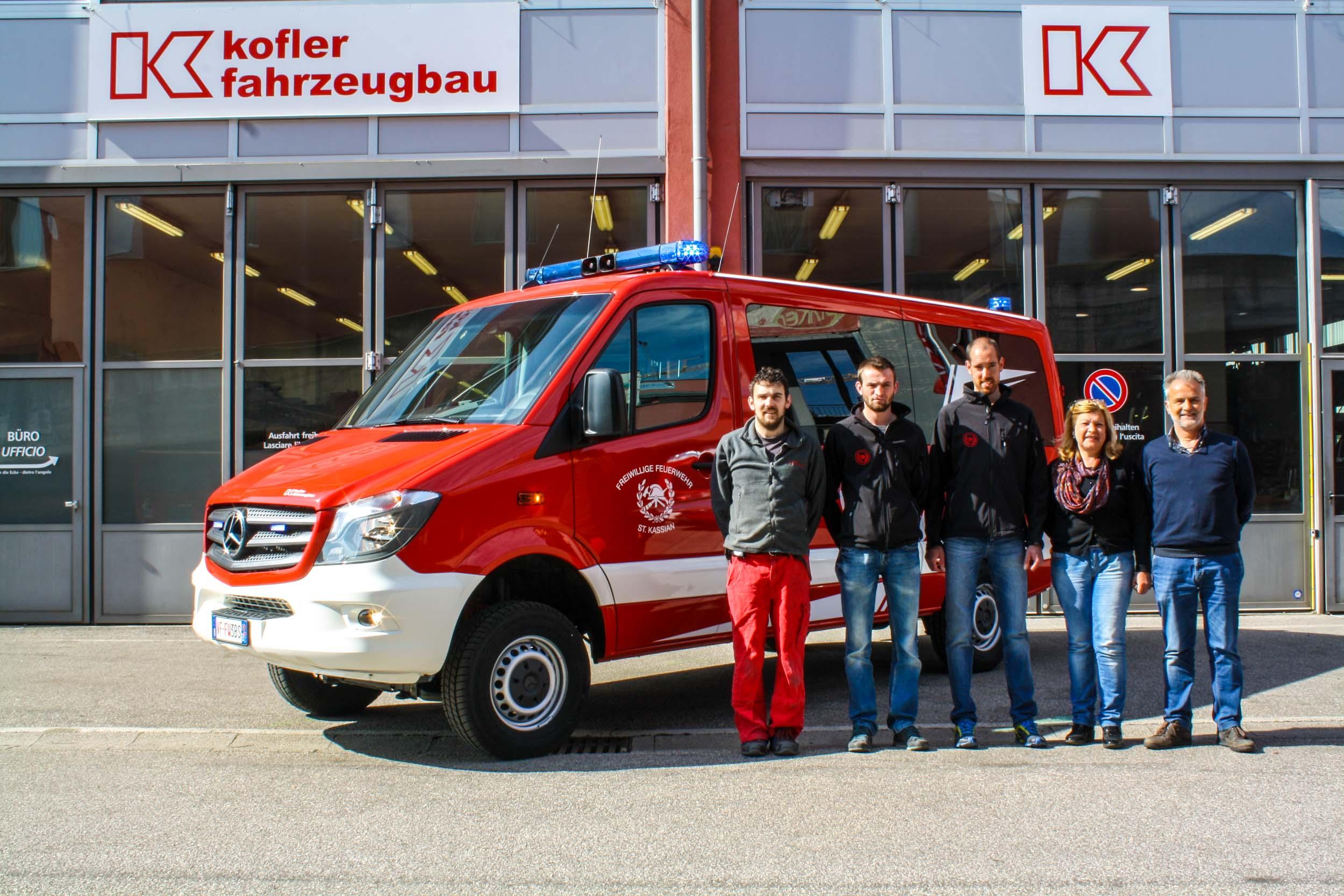 Kofler-Fahrzeugbau-FF-St.Kassian