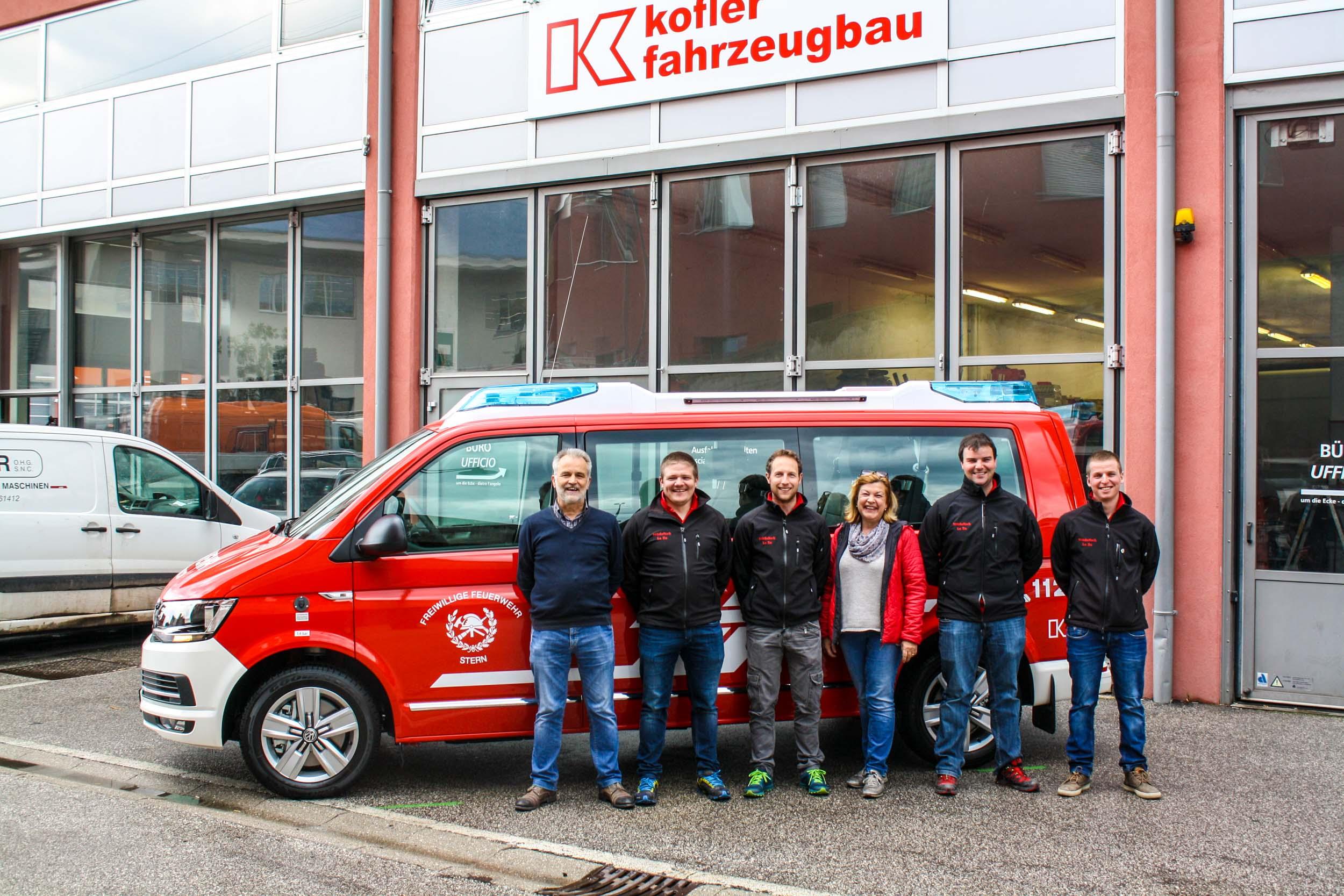Kofler-Fahrzeugbau-FF-Stern