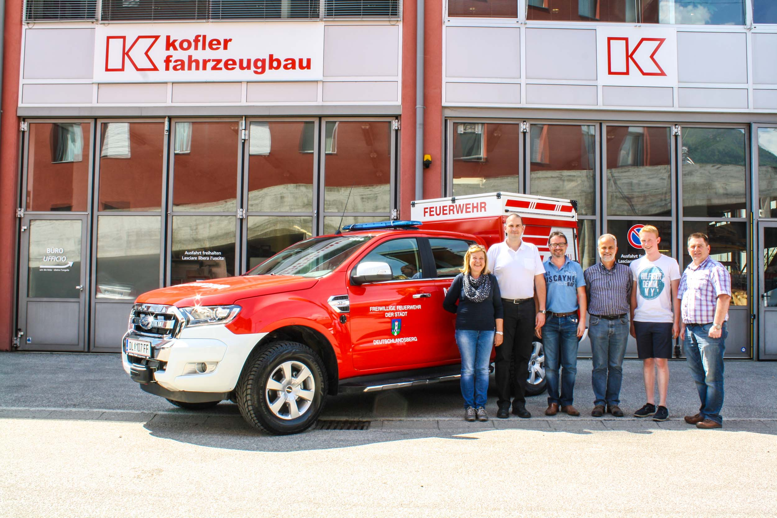 Kofler-Fahrzeugbau-FF-Deutschlandsberg