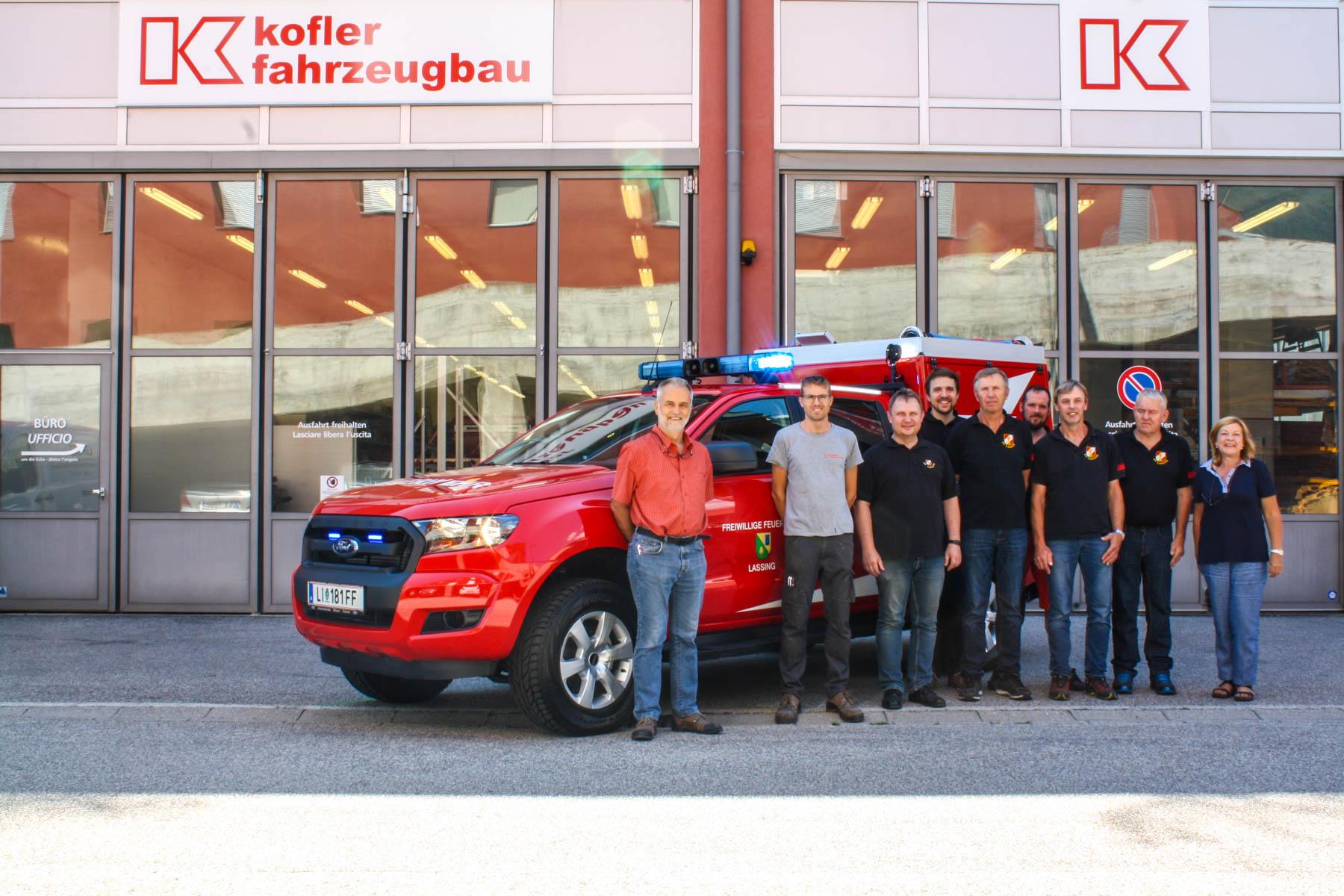 Kofler-Fahrzeugbau-FF-Lassing