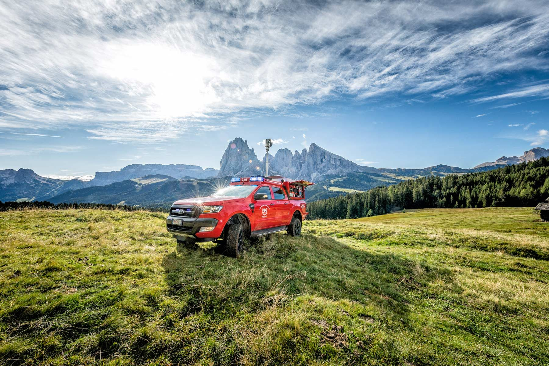 Kofler Fahrzeugbau Quick Change Wechselmodule