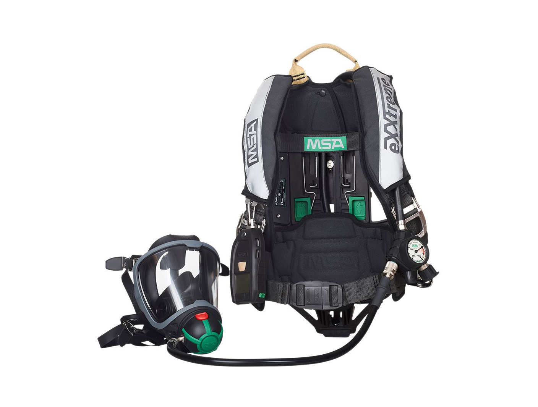 Kofler Fahrzeugbau MSA G1 Maske AirMaXX AirGo Pressluftatmer