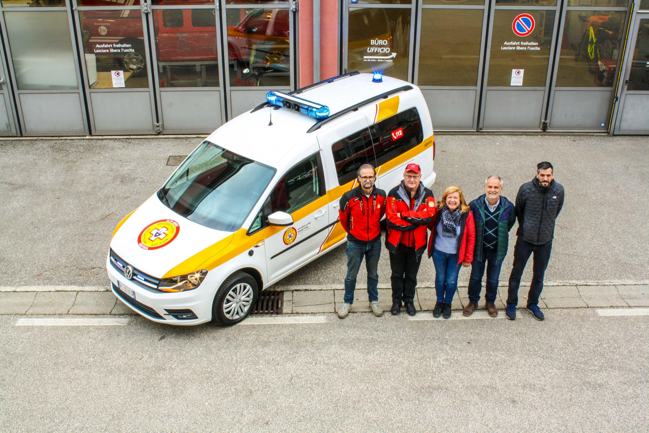 Kofler-Fahrzeugbau-CNSAS-Bolzano