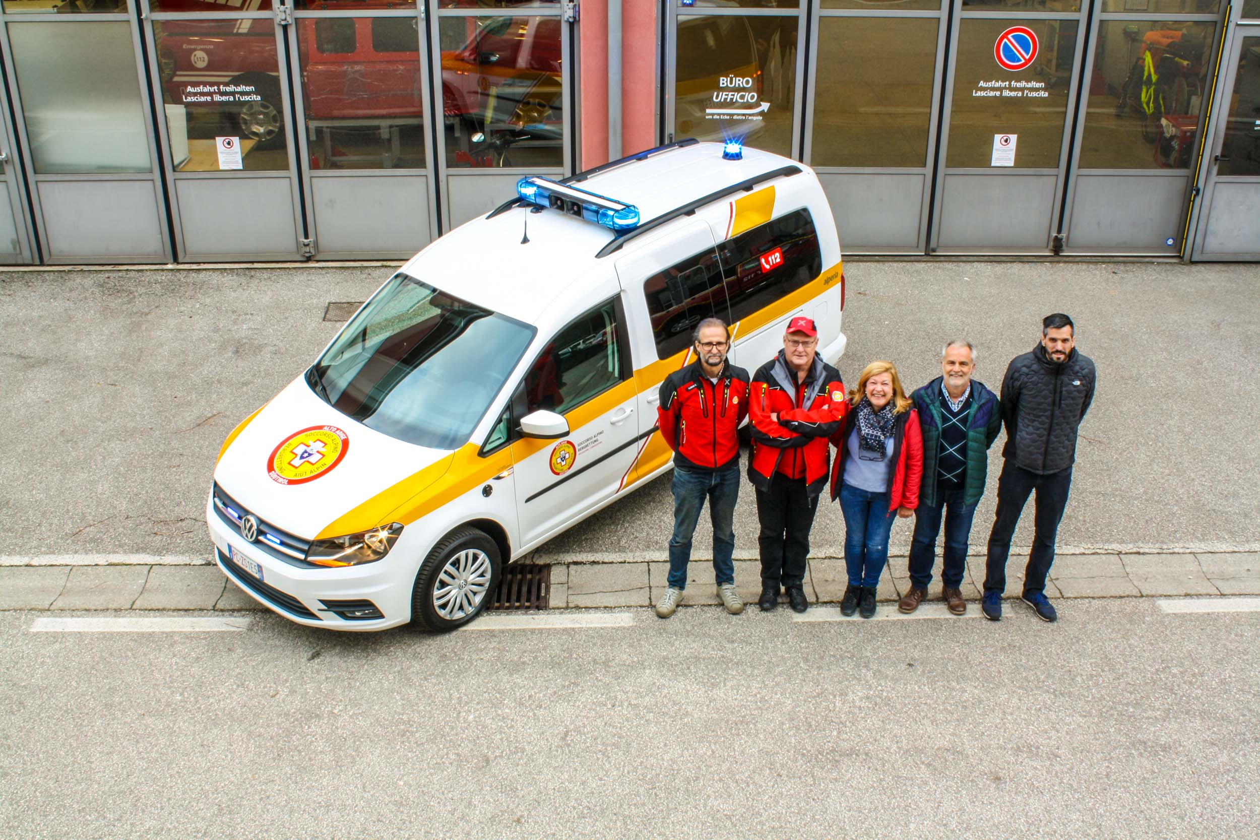 Kofler-Fahrzeugbau-CNSAS-Bozen