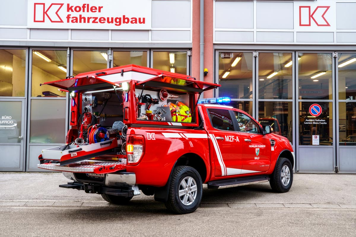 Kofler-Fahrzeugbau-FF-Wald