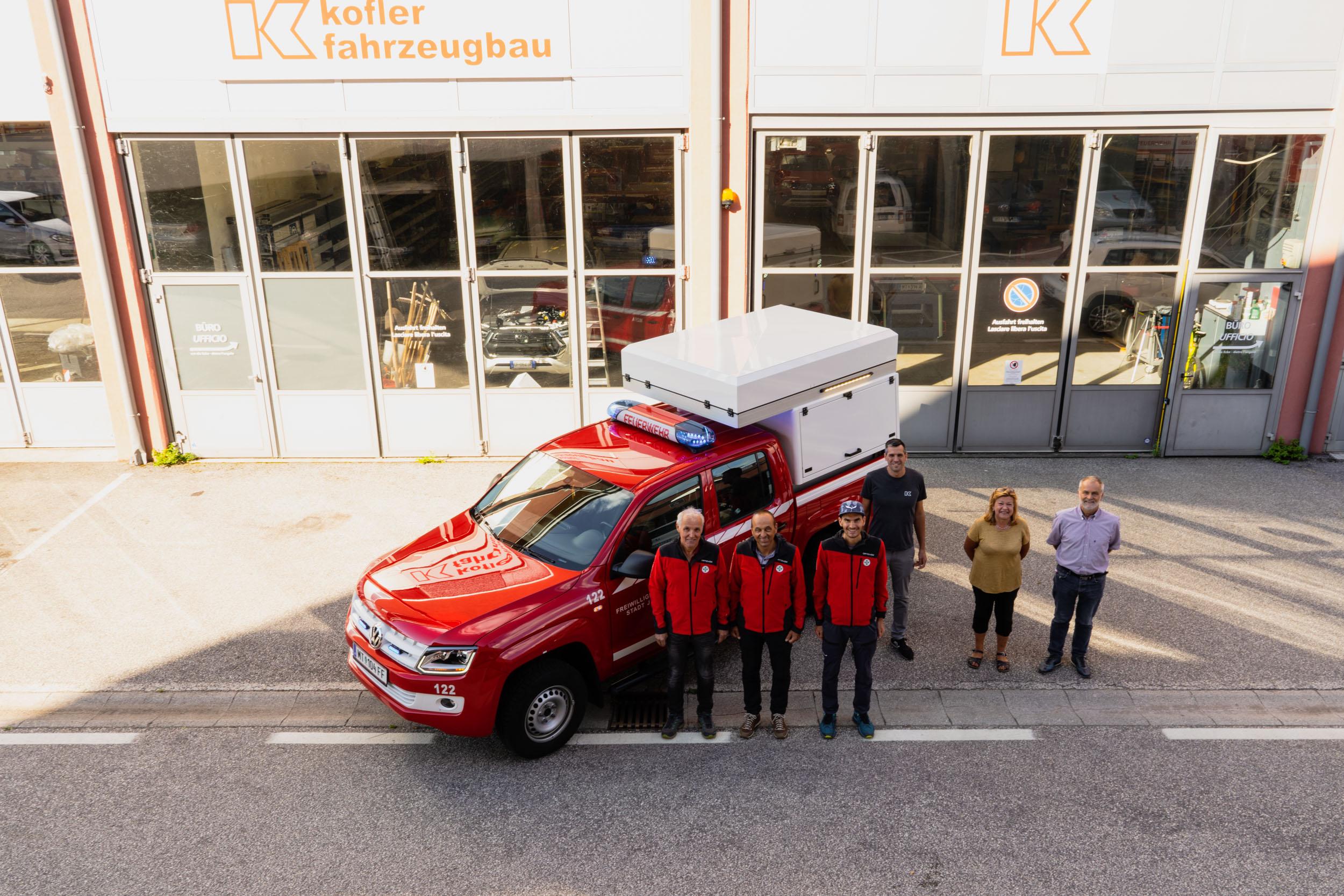 Kofler-Fahrzeugbau-BRD-Judenburg